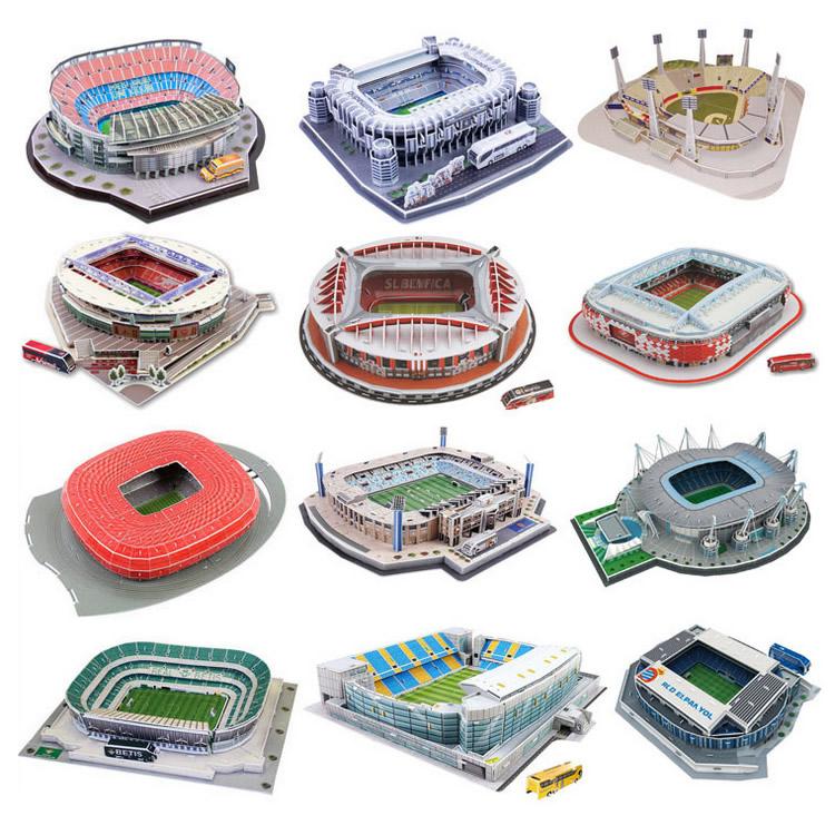 BARU Kedatangan Menawarkan Kredit 3d puzzle stadion