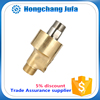 2-passage heat resistant water rotary joint