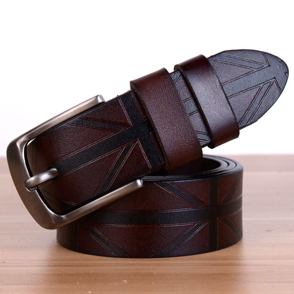 From casual to dressy, we've rounded up the best men's belts to put the finishing touch on your look. View Gallery 10 Photos 1 of (and we couldn't agree more!). This chic navy belt is a reasonable price for its high-quality leather and polished look. Plus, if your sizing adjusts, this awesome belt comes with a hole-punching tool.