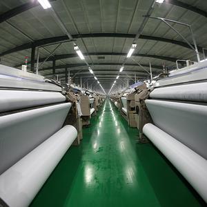 100%polyester pongee grey fabrics D190T