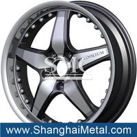 Buy aluminium alloy wheel 18 inch 5x114.3 wheel rim 5x108 sport ...
