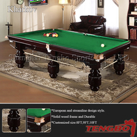 TB household national pool tables indoor pool table for sale