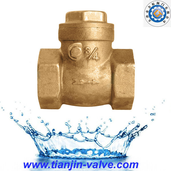 Copper Alloy Check Valve
