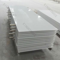 Soft surface and smooth touch table top sheets/ acrylic solid surface sheets