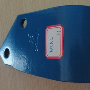 Srilanka 14 5*57 60Si2Mn farm rotavator tiller blade
