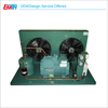 Small Semi Hermetic Compressor Air Cooled Condensing Units