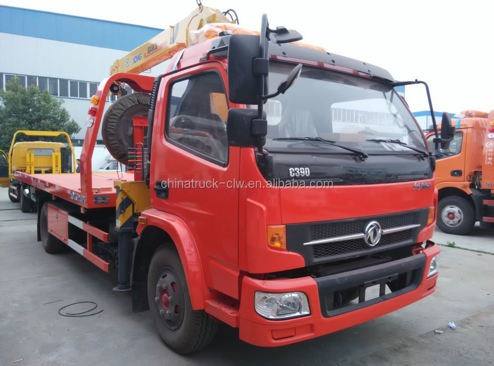 dongfeng heavy duty rotator wrecker towing truck for sale buy rotator wrecker towing truck for. Black Bedroom Furniture Sets. Home Design Ideas