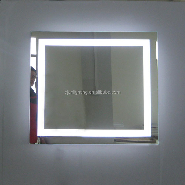 Buy cheap china industrial bathroom lighting products find china hospitality industry bathroom lighted mirror led illuminated mirror with ul sticker aloadofball Images