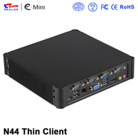 High performance mini itx pc support dual core i7 processor,ultra thin case barebone with dual lan