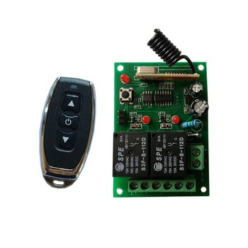 China Manufacture Wireless Remote Control Switch Motor Controller For  Rolling Door/ Linear Actuator - Buy 12v 100a Dc Motor Controller,Wireless  Motor
