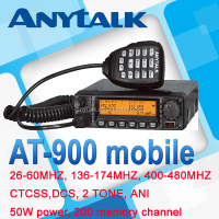 AT-900 50W ANI 2 TONE SCRAMBLER cb vehicle radio
