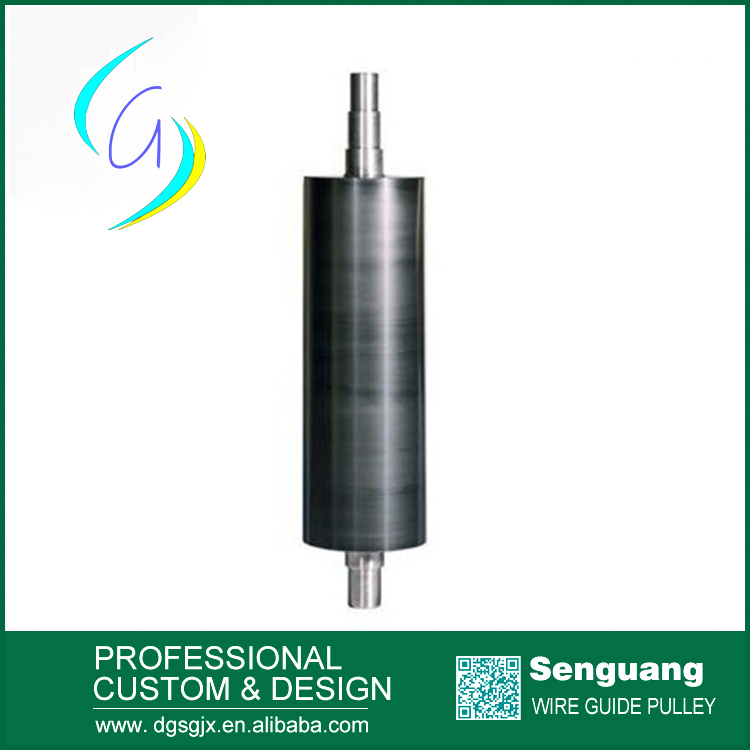 Surface Ceramic Coating Roller For Wire Rope Roller Guide - Buy ...
