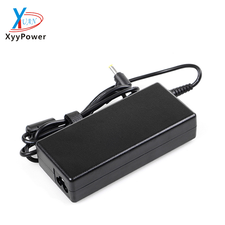 Input AC 230V output DC 19V 4.74A 90W Replacement Laptop AC Adapter for