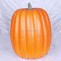 Plastic Artificial Pumpkins With Factory Price