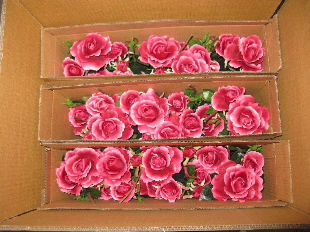 China wholesale high-quality artificial rose, artificial flower