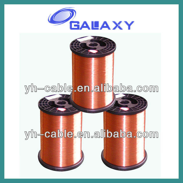 Factory price qulality/CCAW/electric CCA wire/Electronic copper clad aluminum wires