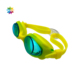 Hot Sale Boys and Girly Suitable Anti-Fog Non Leaking Silicone Swim Goggles