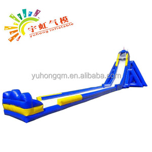 Yuhong giant inflatable slides commercial inflatable water slides china for sale