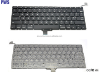 New US Black Keyboard 2009 2010 2011 2012 Laptop keyboard pro A1278