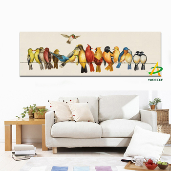 Modern Pop Home Goods Wall Art Birds Canvas Print Wall Painting For Living Room Home Hotel Decoration Buy Home Goods Wall Art Home Goods Wall Art