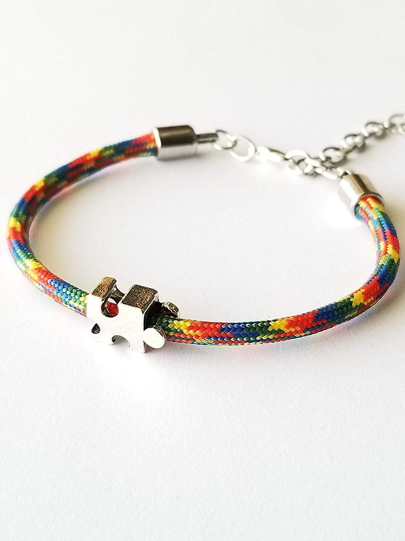 Paracord Bracelet Buckle Set Assorted Colors 15mm .5 Inch 48 Pack ASR Outdoor