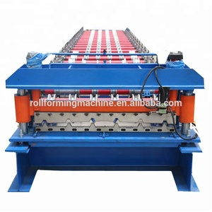 cheap corrugated iron sheet roll forming machine