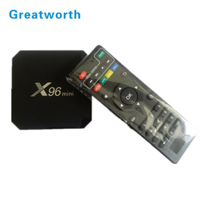 New hot selling products air mouse remote control Android Set top TV Box north america iptv iptv set-top box