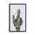 Cactus plant impressionism Coffee Shop Contemporary Wall Decoration Art Designs Acrylic Painting