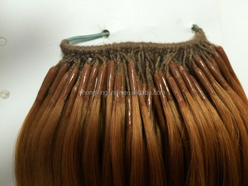New type korea twins hair extension one cotton thread and one new type korea twins hair extension one cotton thread and one strand hair extension pmusecretfo Gallery