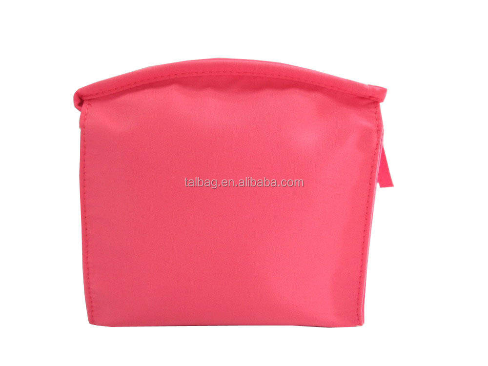 Promotional polyester cosmetic bag, we are Sedex and Loreal audit factory