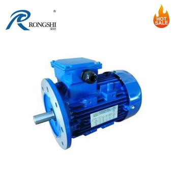 Updated Design IP55 3 Phase Electric Car Motor