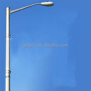 galvanized lighting. 6M 9M 10M Hot Dip Galvanized New Design Lighting Poles Lamp Mast With Light  Arms