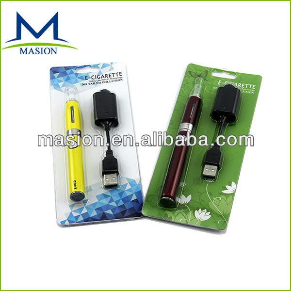factory original coil replaceable EVOD atomizer MT3 clearomizer evod kit ultra slim electronic cigarette
