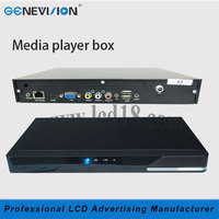 Embedded Linux 3g HD Media Player Box , Advertising Player Box (MBOX-05G)