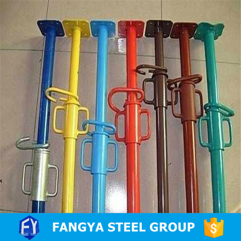 steel props ! metal prop construction used adjustable steel prop scaffolding with high quality