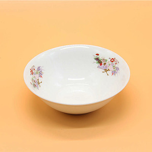 Good quality South America various size porcelain bowl , ceramic bowl China factory, wholesale salad bowl ,