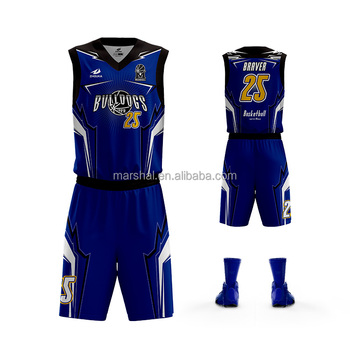 2018 Basketball Jersey Customization Full Sublimation Printing For