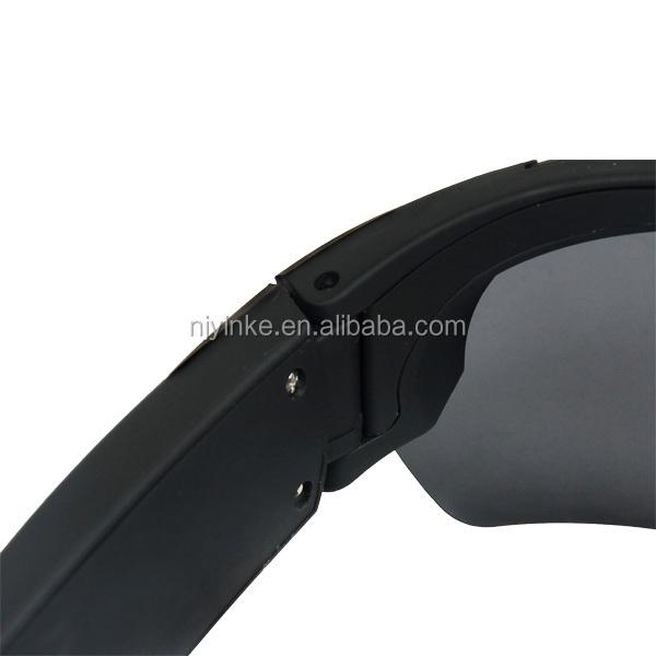 5M 1080P grand angle espion caméra de chasse lunettes de soleil avec caméra cachée