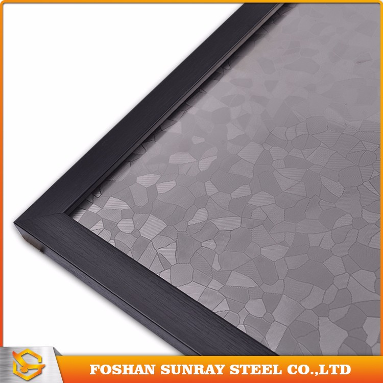 Polish Embossed Stainless Steel sheet Grade 304 316 From Manufacturer