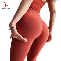 OEM activewear dry fit custom Nylon Spandex yoga wear wholesale sexy fitness gym sports yoga leggings women black yoga pants