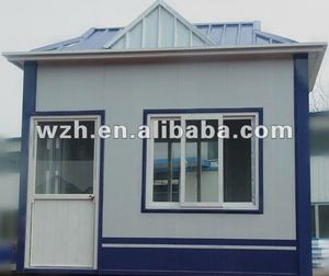 Light steel modular houses/villa/dormitory/shop/cabin/civilian facilities/barn