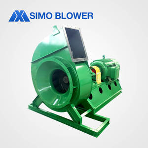 3000 cfm steam boiler exhaust blower fan