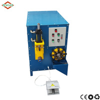 automatic motor stator copper electric wire recycling/pulling/dismentling machine