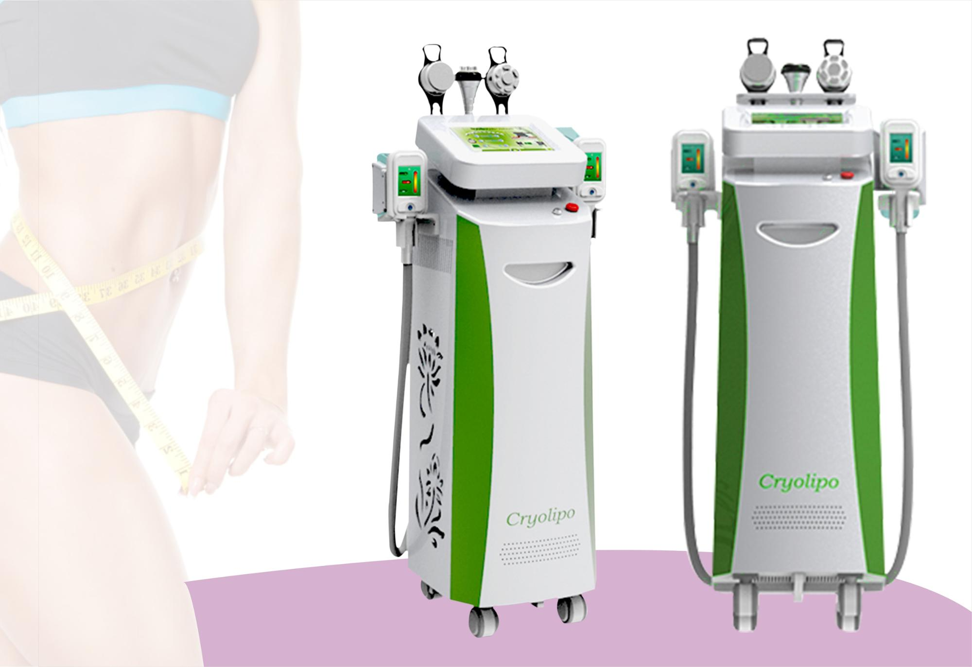 non-surgical reduce 26%-40% fat once 5 hands cryolipolysis equipment for sale/free zevertical cryolipolysis body fat reduce beau
