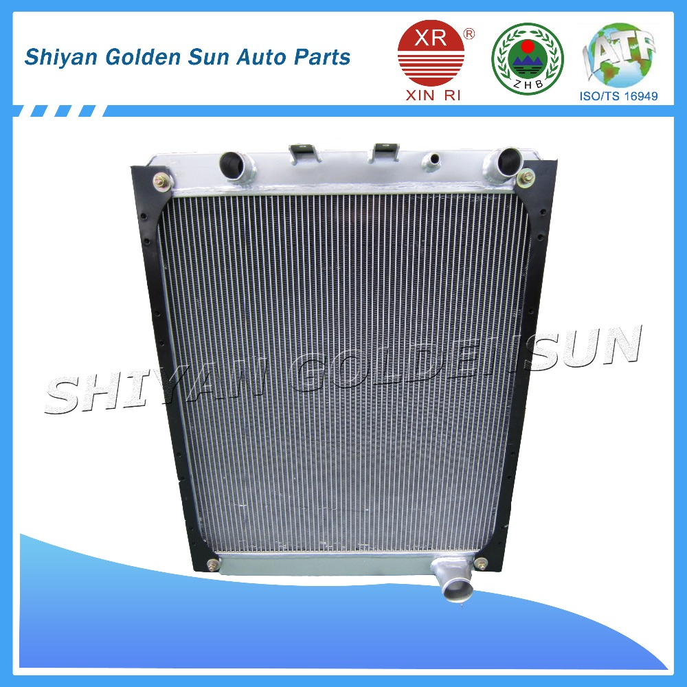 4 Rows Aluminum Radiator 642290t-1301010-017 For Maz Truck Ma3 - Buy Maz  Truck,Best Water Cooling Radiator,China Aluminum Radiator Product on