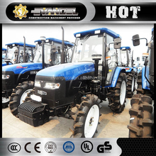 Foton tractor 604 4WD 60HP 4x4 compact tractor with loader and backhoe