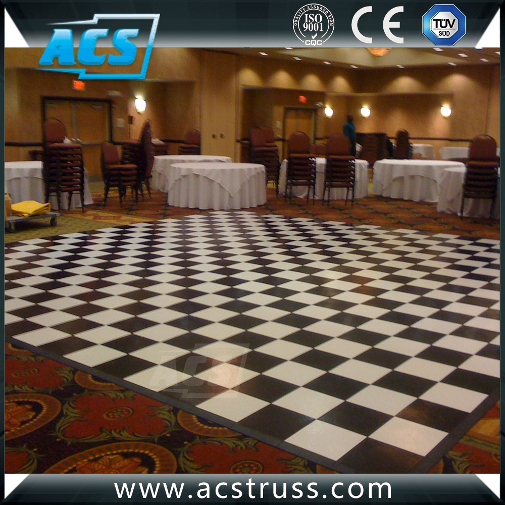 Manufacturer Seamless White Dance Floor in Shenzhen
