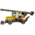 High work efficiency adjustable drill hole size rotary drilling rig