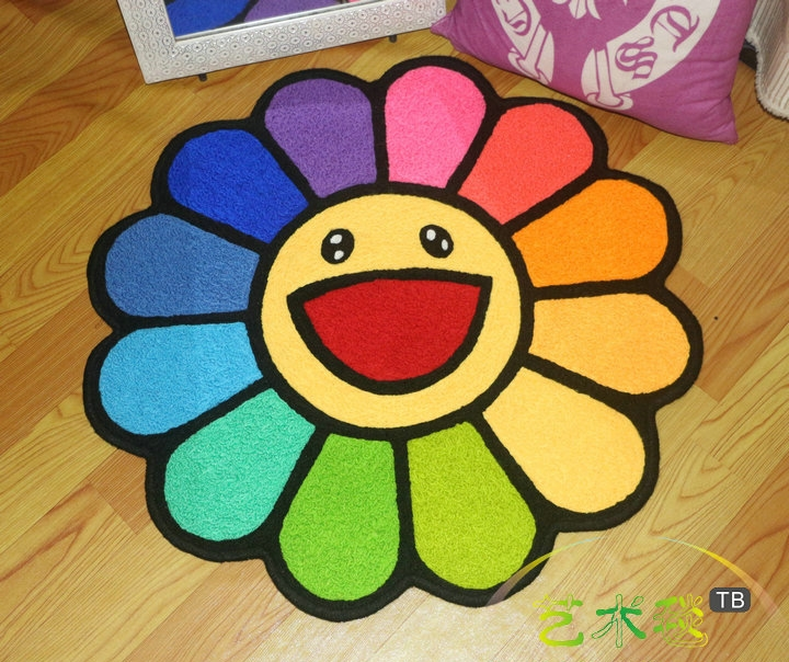 Popular Sunflower Rugs Buy Cheap Sunflower Rugs Lots From