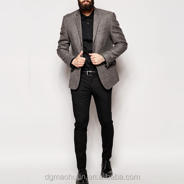 4e5fd72f4 OEM hombres coreano ropa de moda de hombres italiano camisas negro de manga  larga formal camisa